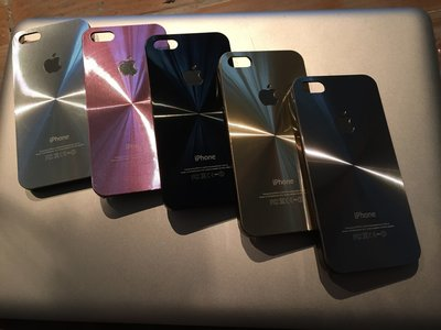 POLISHED METAL IPHONE CASE